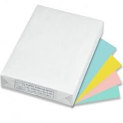 Ramettes de papier A4 couleurs